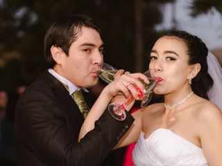El matrimonio de Karla y Daniel
