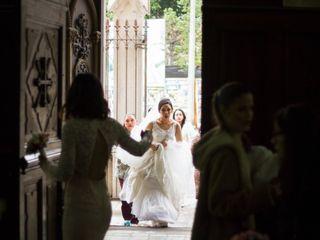 El matrimonio de Adriana y Juan 2