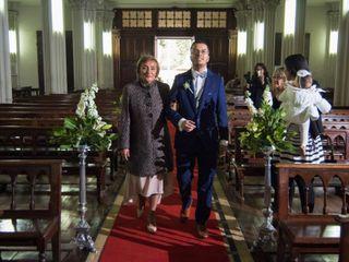 El matrimonio de Adriana y Juan 3