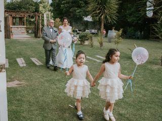 El matrimonio de Natalia y Javier 1