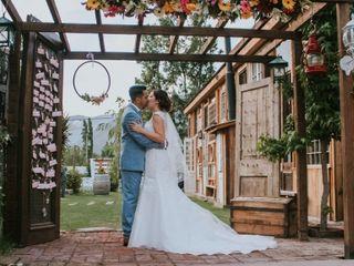El matrimonio de Natalia y Javier 2