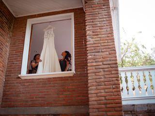 El matrimonio de Paula y Marcelo 1