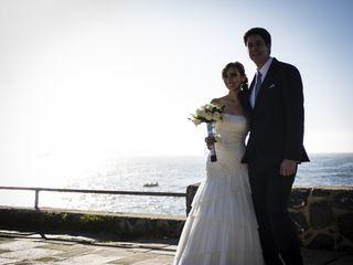 El matrimonio de Tania y Kevin 1