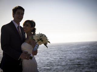 El matrimonio de Tania y Kevin 3