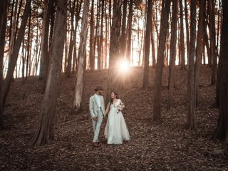El matrimonio de Susana y Jonathan 1