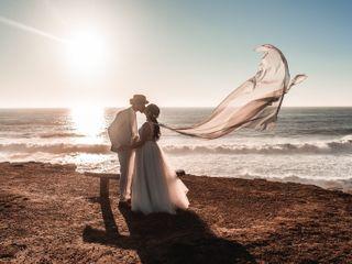 El matrimonio de Susana y Jonathan