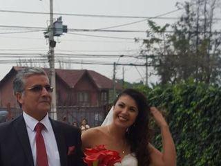 El matrimonio de Paulina y Víctor 1