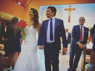 El matrimonio de Paulina y Víctor 2