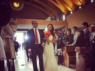 El matrimonio de Paulina y Víctor 3