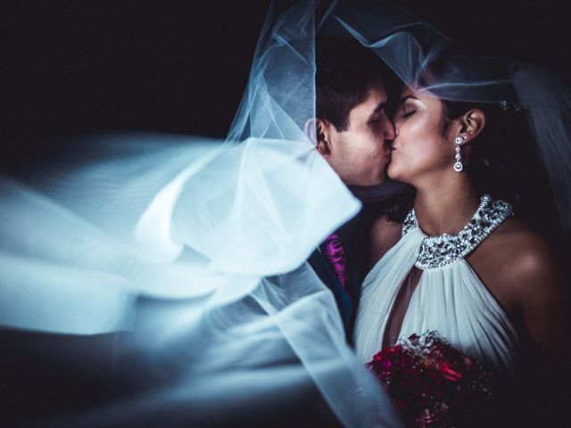 El matrimonio de Kasandra y Franco