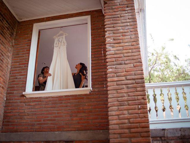 El matrimonio de Marcelo y Paula en El Monte, Talagante 3