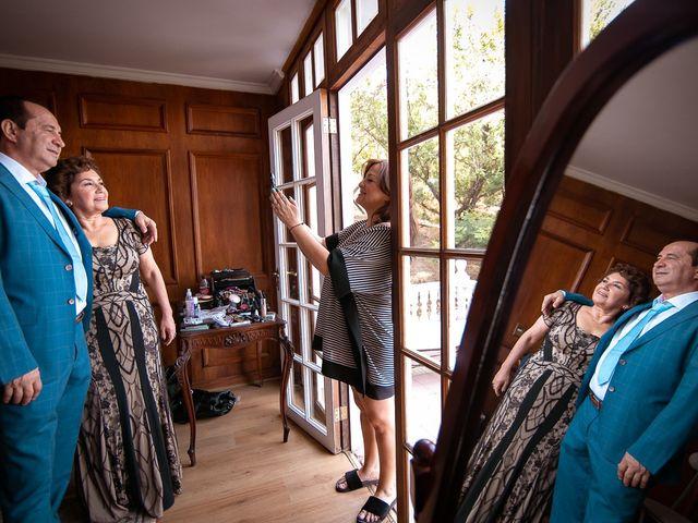 El matrimonio de Marcelo y Paula en El Monte, Talagante 9