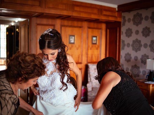 El matrimonio de Marcelo y Paula en El Monte, Talagante 11