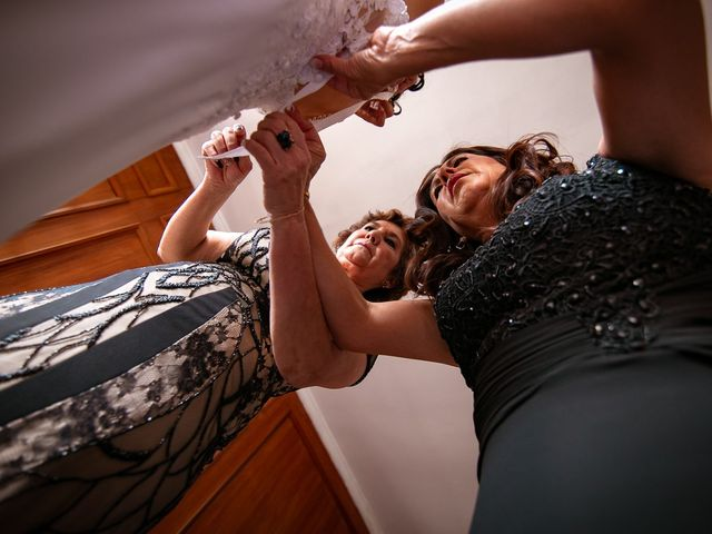 El matrimonio de Marcelo y Paula en El Monte, Talagante 12