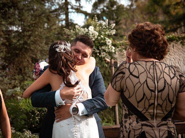 El matrimonio de Marcelo y Paula en El Monte, Talagante 14