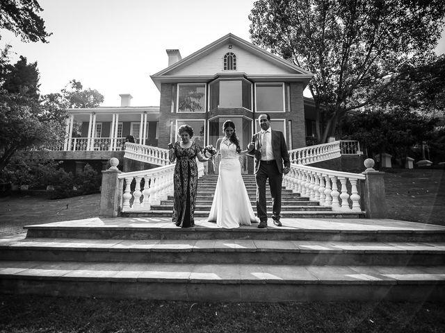 El matrimonio de Marcelo y Paula en El Monte, Talagante 16