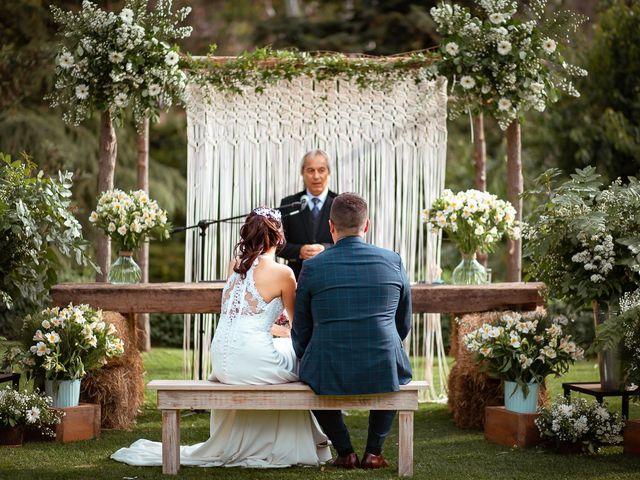 El matrimonio de Marcelo y Paula en El Monte, Talagante 2