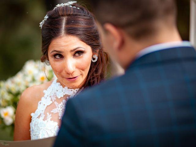 El matrimonio de Marcelo y Paula en El Monte, Talagante 18