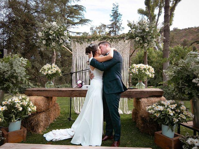 El matrimonio de Marcelo y Paula en El Monte, Talagante 23