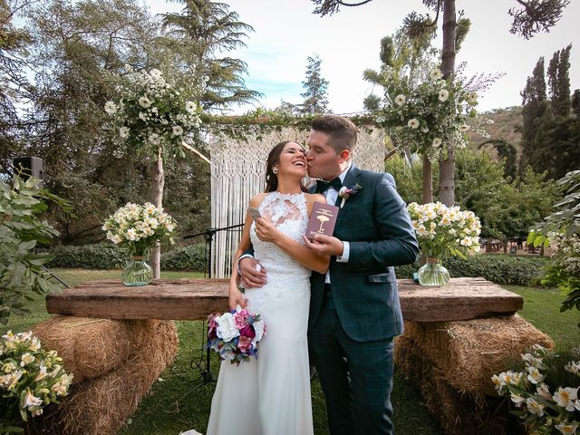 El matrimonio de Marcelo y Paula en El Monte, Talagante 24