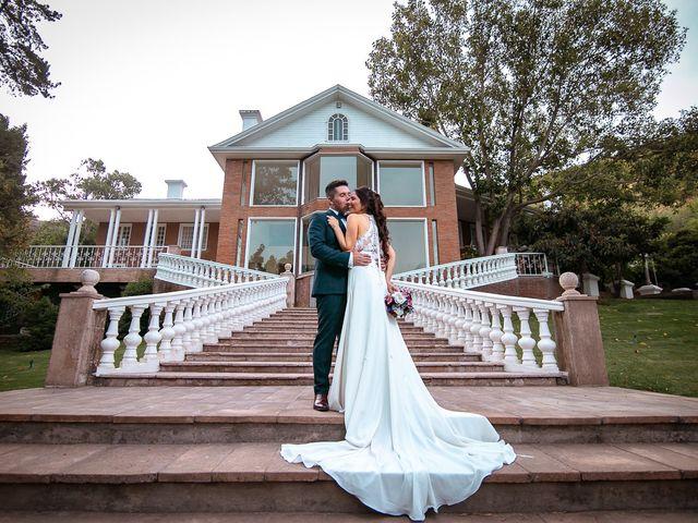 El matrimonio de Marcelo y Paula en El Monte, Talagante 26