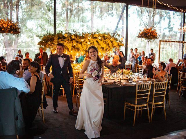 El matrimonio de Marcelo y Paula en El Monte, Talagante 31