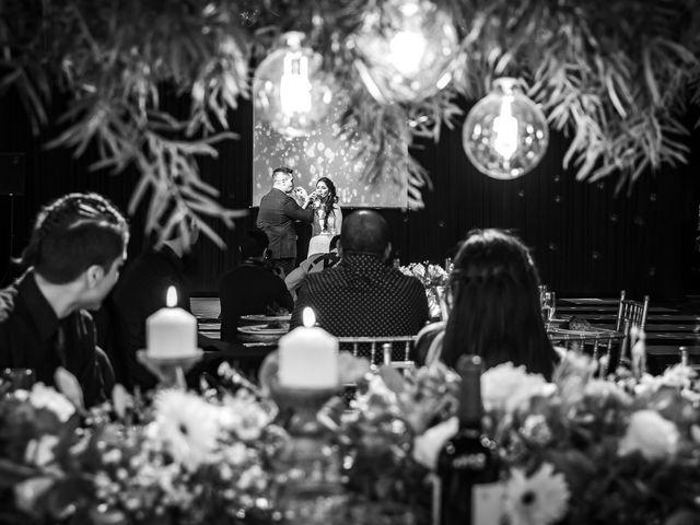 El matrimonio de Marcelo y Paula en El Monte, Talagante 34