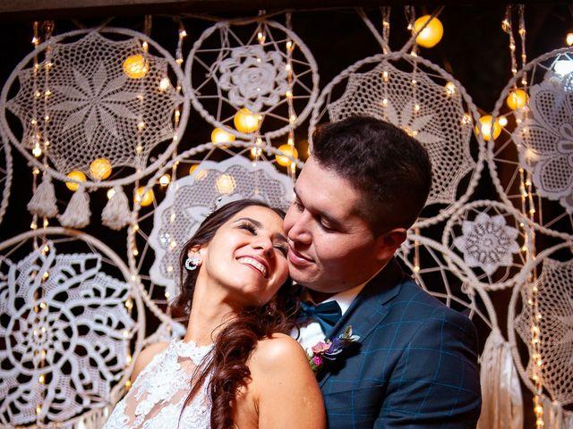 El matrimonio de Marcelo y Paula en El Monte, Talagante 38