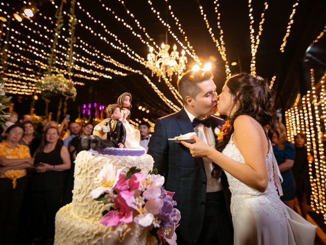 El matrimonio de Marcelo y Paula en El Monte, Talagante 39