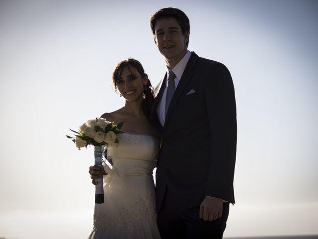 El matrimonio de Tania y Kevin