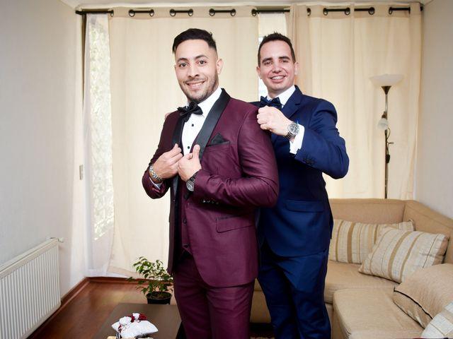 El matrimonio de Joehl y Karen en Santiago, Santiago 5