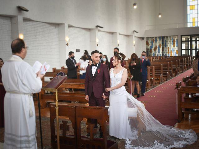 El matrimonio de Joehl y Karen en Santiago, Santiago 10