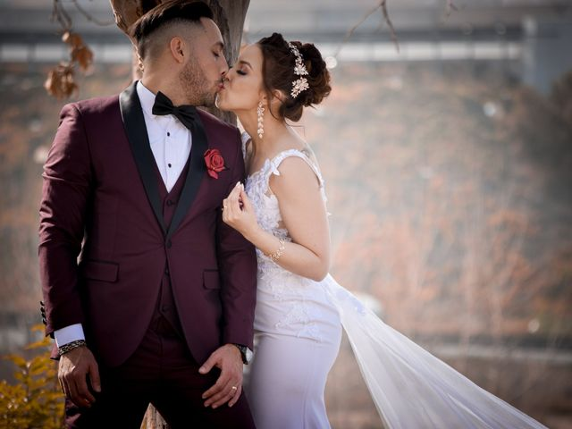 El matrimonio de Joehl y Karen en Santiago, Santiago 29