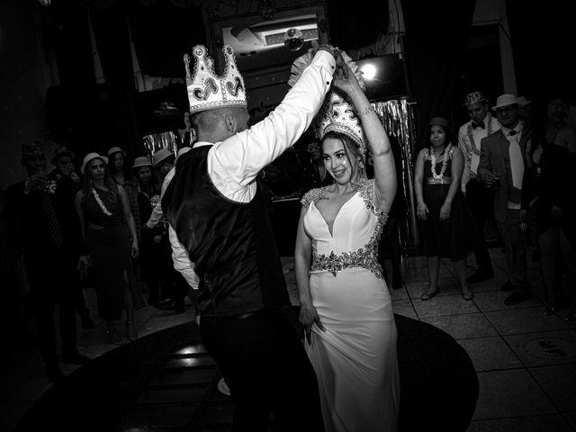 El matrimonio de Joehl y Karen en Santiago, Santiago 43