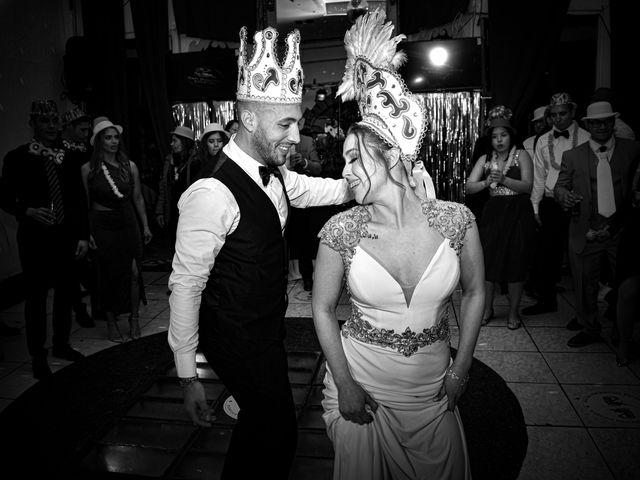 El matrimonio de Joehl y Karen en Santiago, Santiago 44