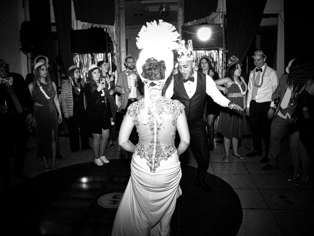 El matrimonio de Joehl y Karen en Santiago, Santiago 45