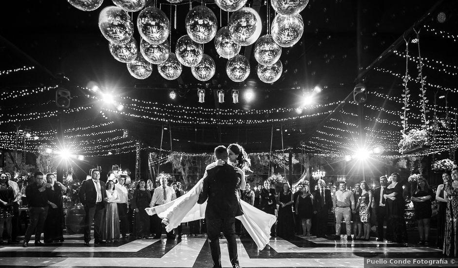 El matrimonio de Marcelo y Paula en El Monte, Talagante