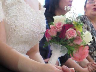 El matrimonio de Camila  y Ismael  1