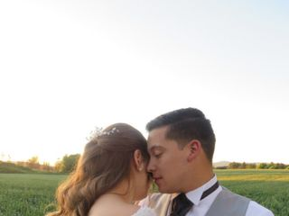 El matrimonio de Camila  y Ismael  3