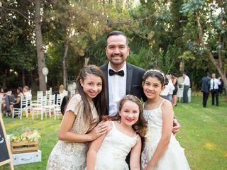 El matrimonio de Catalina y Sergio 3
