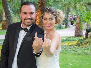 El matrimonio de Catalina y Sergio