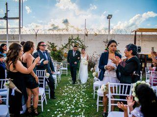 El matrimonio de Giannina y Emilio 3