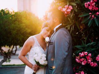 El matrimonio de Giannina y Emilio