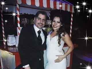 El matrimonio de Regina y Mauricio 1