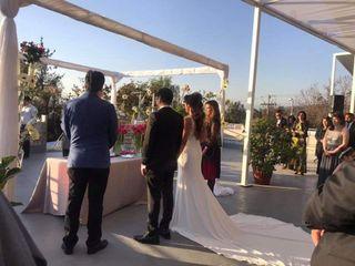 El matrimonio de Regina y Mauricio 2