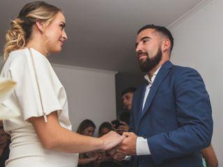 El matrimonio de Isidora y Fernando