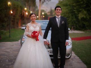 El matrimonio de Alexis y Nataly
