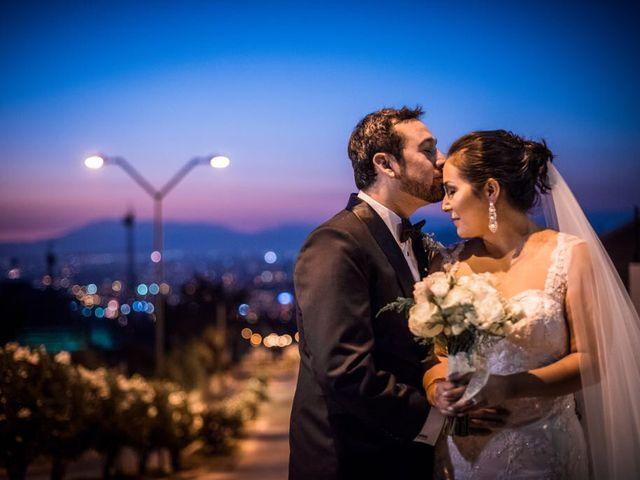 El matrimonio de Paula y Juan pablo