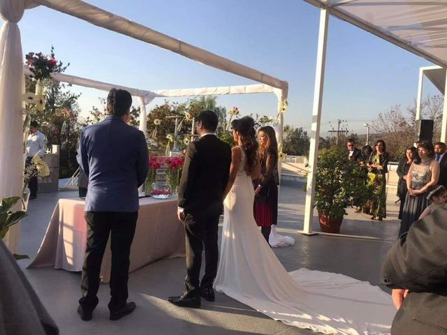 El matrimonio de Mauricio y Regina en La Reina, Santiago 3