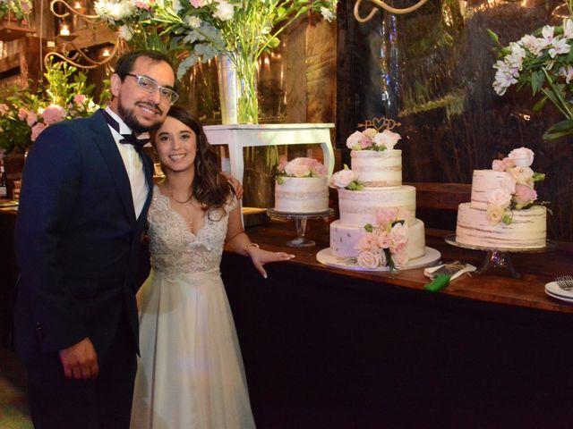 El matrimonio de Paulina y Daniel